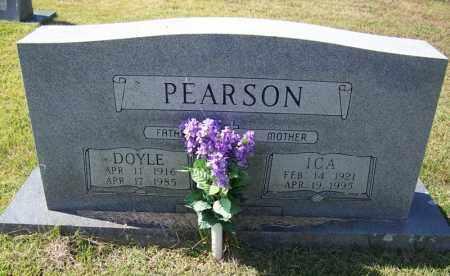 PEARSON, ICA - Independence County, Arkansas | ICA PEARSON - Arkansas Gravestone Photos