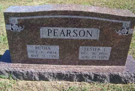 PEARSON, RUTHA - Independence County, Arkansas   RUTHA PEARSON - Arkansas Gravestone Photos