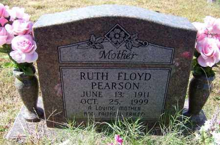FLOYD PEARSON, RUTH - Independence County, Arkansas | RUTH FLOYD PEARSON - Arkansas Gravestone Photos