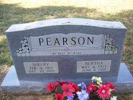 PEARSON, SHELBY - Independence County, Arkansas | SHELBY PEARSON - Arkansas Gravestone Photos