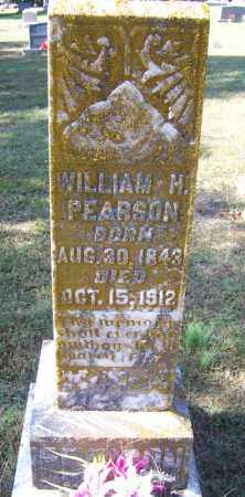 PEARSON, WILLIAM H - Independence County, Arkansas   WILLIAM H PEARSON - Arkansas Gravestone Photos
