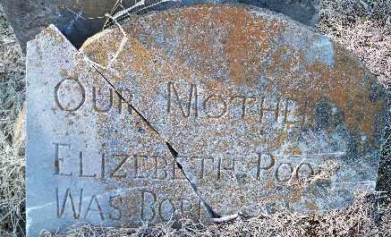 POOL, ELIZABETH - Independence County, Arkansas   ELIZABETH POOL - Arkansas Gravestone Photos