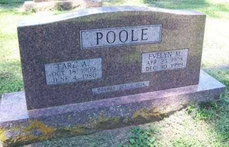 POOLE, EVELYN M. - Independence County, Arkansas | EVELYN M. POOLE - Arkansas Gravestone Photos