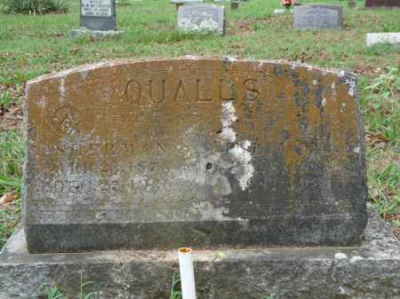 QUALLS, JULIA M. - Independence County, Arkansas | JULIA M. QUALLS - Arkansas Gravestone Photos