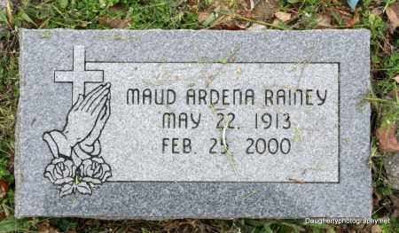 RAINEY, MAUD - Independence County, Arkansas | MAUD RAINEY - Arkansas Gravestone Photos