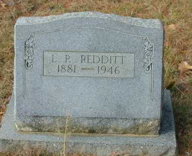 REDDITT, LEONARD PAUL - Independence County, Arkansas | LEONARD PAUL REDDITT - Arkansas Gravestone Photos
