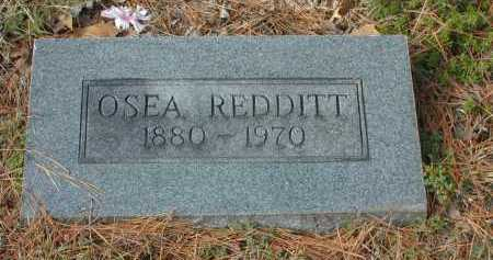 REDDITT, OSEA M. - Independence County, Arkansas | OSEA M. REDDITT - Arkansas Gravestone Photos