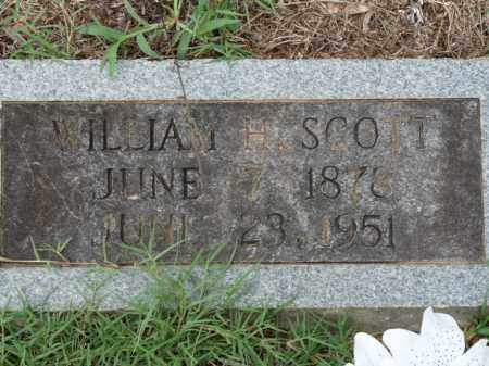 SCOTT, WILLIAM H. - Independence County, Arkansas | WILLIAM H. SCOTT - Arkansas Gravestone Photos