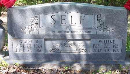 CRUTCHER SELF, WILLENE - Independence County, Arkansas | WILLENE CRUTCHER SELF - Arkansas Gravestone Photos