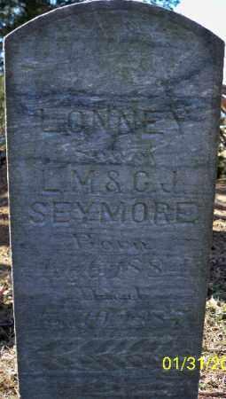 SEYMORE, LONNIE - Independence County, Arkansas | LONNIE SEYMORE - Arkansas Gravestone Photos