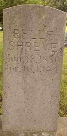 SHREVE, BELLE - Independence County, Arkansas | BELLE SHREVE - Arkansas Gravestone Photos