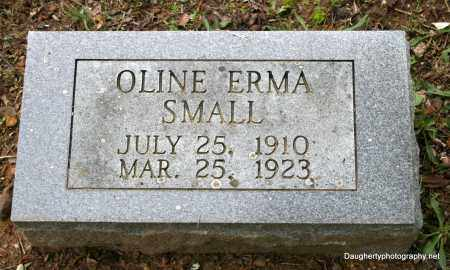 SMALL, ERMA - Independence County, Arkansas | ERMA SMALL - Arkansas Gravestone Photos