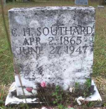 SOUTHARD, CHARLES HERSHEL - Independence County, Arkansas | CHARLES HERSHEL SOUTHARD - Arkansas Gravestone Photos
