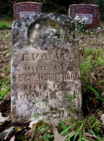 SOUTHARD, EVA WINNIE - Independence County, Arkansas   EVA WINNIE SOUTHARD - Arkansas Gravestone Photos
