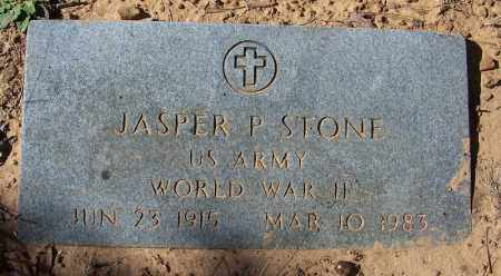 STONE (VETERAN WWII), JASPER P - Independence County, Arkansas | JASPER P STONE (VETERAN WWII) - Arkansas Gravestone Photos