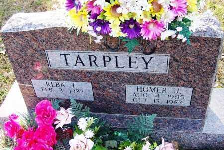 TARPLEY, HOMER J - Independence County, Arkansas | HOMER J TARPLEY - Arkansas Gravestone Photos