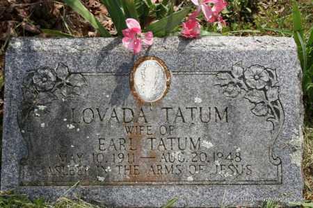 TATUM, SARAH - Independence County, Arkansas | SARAH TATUM - Arkansas Gravestone Photos