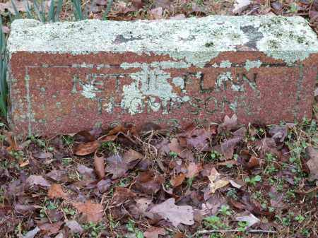 FLINN THOMPSON, NETTIE - Independence County, Arkansas | NETTIE FLINN THOMPSON - Arkansas Gravestone Photos