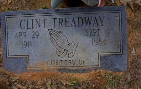 TREADWAY, CLINT - Independence County, Arkansas | CLINT TREADWAY - Arkansas Gravestone Photos