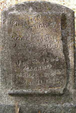 TUCKER, WILLIAM P. - Independence County, Arkansas | WILLIAM P. TUCKER - Arkansas Gravestone Photos