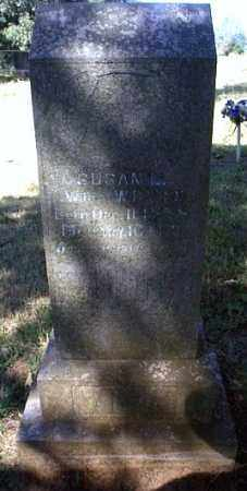 VICK, SUSAN LEONORA - Independence County, Arkansas | SUSAN LEONORA VICK - Arkansas Gravestone Photos