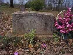WEAVER, CURKUS KIRK - Independence County, Arkansas | CURKUS KIRK WEAVER - Arkansas Gravestone Photos