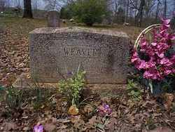 WEAVER, CURKUS KIRK - Independence County, Arkansas | CURKUS KIRK WEAVER - Arkansas Gravestone Photos