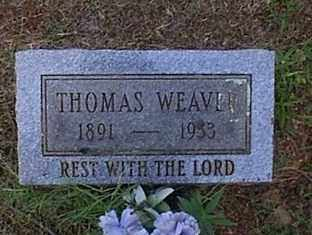 WEAVER, THOMAS APOPLEAN - Independence County, Arkansas | THOMAS APOPLEAN WEAVER - Arkansas Gravestone Photos