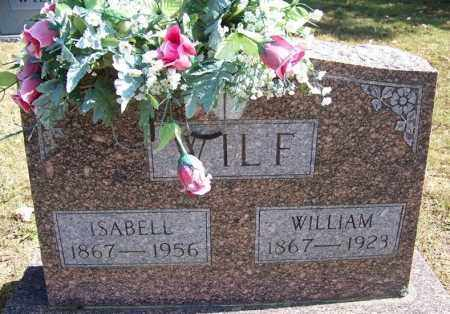 WILF, ISABELL - Independence County, Arkansas | ISABELL WILF - Arkansas Gravestone Photos