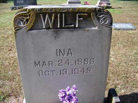 WILF, INA - Independence County, Arkansas | INA WILF - Arkansas Gravestone Photos