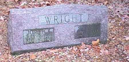 WRIGHT, JOSEPH L - Independence County, Arkansas | JOSEPH L WRIGHT - Arkansas Gravestone Photos