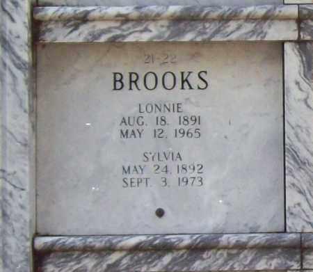 BROOKS, SYLVIA - Independence County, Arkansas | SYLVIA BROOKS - Arkansas Gravestone Photos