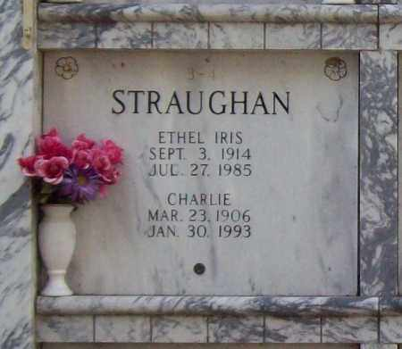 STRAUGHAN, CHARLIE - Independence County, Arkansas | CHARLIE STRAUGHAN - Arkansas Gravestone Photos
