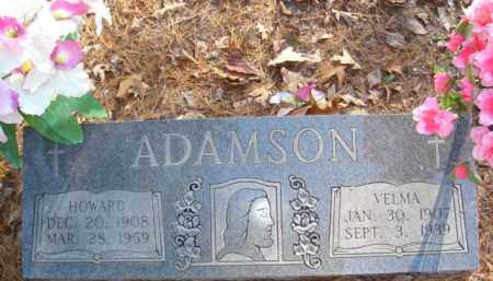 ADAMSON, VELMA - Izard County, Arkansas | VELMA ADAMSON - Arkansas Gravestone Photos