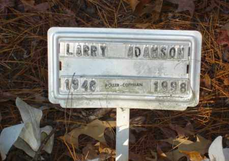 ADAMSON, LARRY - Izard County, Arkansas | LARRY ADAMSON - Arkansas Gravestone Photos