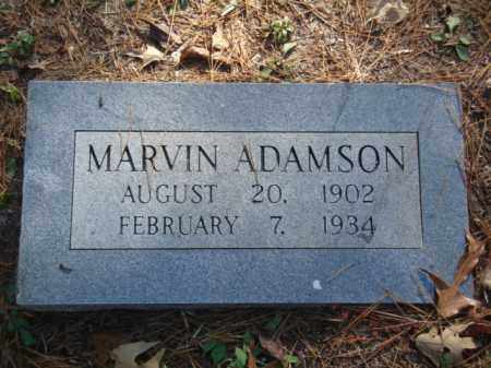 ADAMSON, MARVIN - Izard County, Arkansas | MARVIN ADAMSON - Arkansas Gravestone Photos