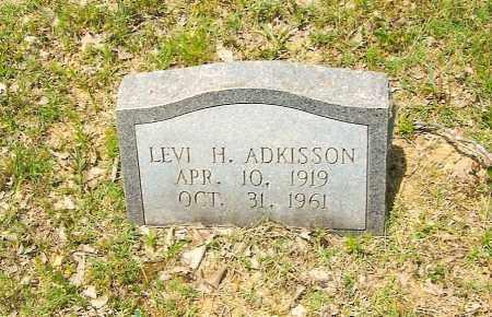 ADKISSON, LEVI H. - Izard County, Arkansas   LEVI H. ADKISSON - Arkansas Gravestone Photos