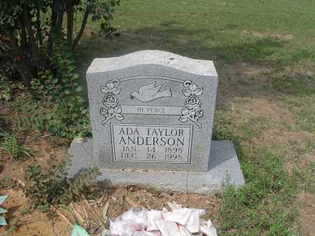 ANDERSON, ADA EDNA - Izard County, Arkansas | ADA EDNA ANDERSON - Arkansas Gravestone Photos