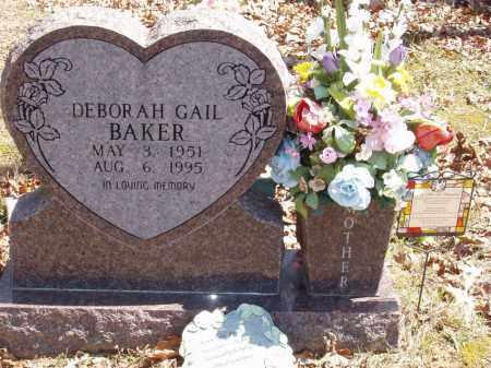 LANGSTON BAKER, DEBORAH GAIL - Izard County, Arkansas | DEBORAH GAIL LANGSTON BAKER - Arkansas Gravestone Photos