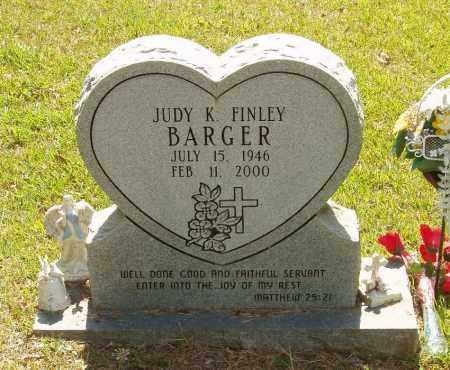 BARGER, JUDY K - Izard County, Arkansas | JUDY K BARGER - Arkansas Gravestone Photos