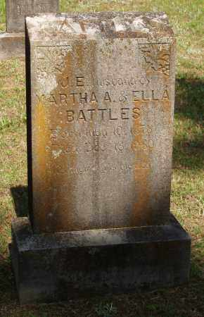 BATTLES, JOSEPH E - Izard County, Arkansas | JOSEPH E BATTLES - Arkansas Gravestone Photos