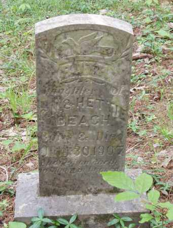 BEACH, RUTH - Izard County, Arkansas | RUTH BEACH - Arkansas Gravestone Photos