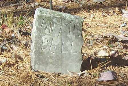 BELL, ARTIE - Izard County, Arkansas | ARTIE BELL - Arkansas Gravestone Photos