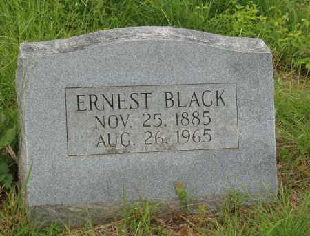 BLACK, ERNEST - Izard County, Arkansas | ERNEST BLACK - Arkansas Gravestone Photos