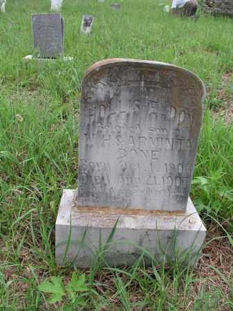 BONE, HOLLIS ELDON - Izard County, Arkansas   HOLLIS ELDON BONE - Arkansas Gravestone Photos