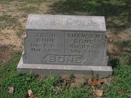 TAYLOR BONE, AMANDA M. - Izard County, Arkansas | AMANDA M. TAYLOR BONE - Arkansas Gravestone Photos