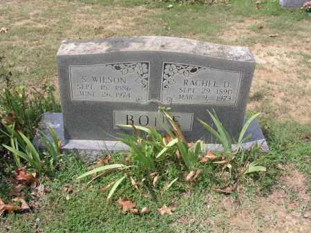 BONE, RACHEL E. - Izard County, Arkansas | RACHEL E. BONE - Arkansas Gravestone Photos
