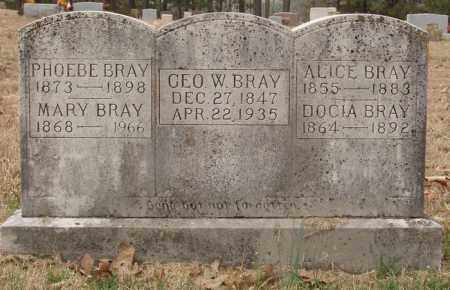 BRAY, ALICE - Izard County, Arkansas | ALICE BRAY - Arkansas Gravestone Photos