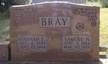 MARLIN BRAY, HANNAH E. - Izard County, Arkansas | HANNAH E. MARLIN BRAY - Arkansas Gravestone Photos