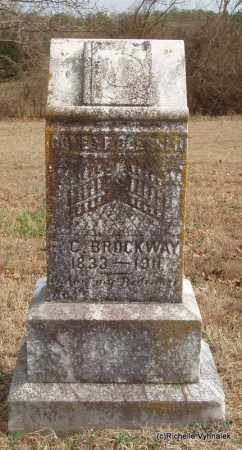 BROCKWAY, C - Izard County, Arkansas | C BROCKWAY - Arkansas Gravestone Photos